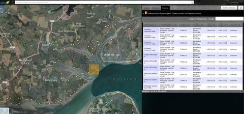 Essex Coastal Data